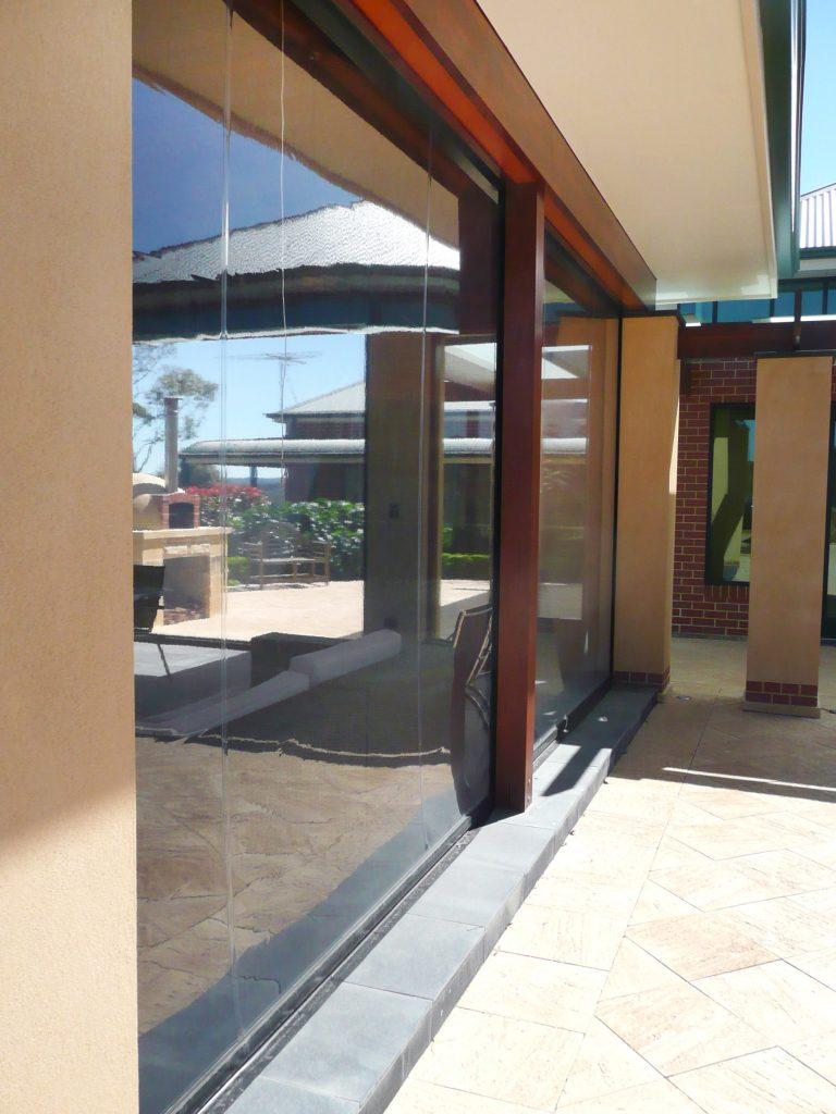 PVC Ziptrak blinds Sydney